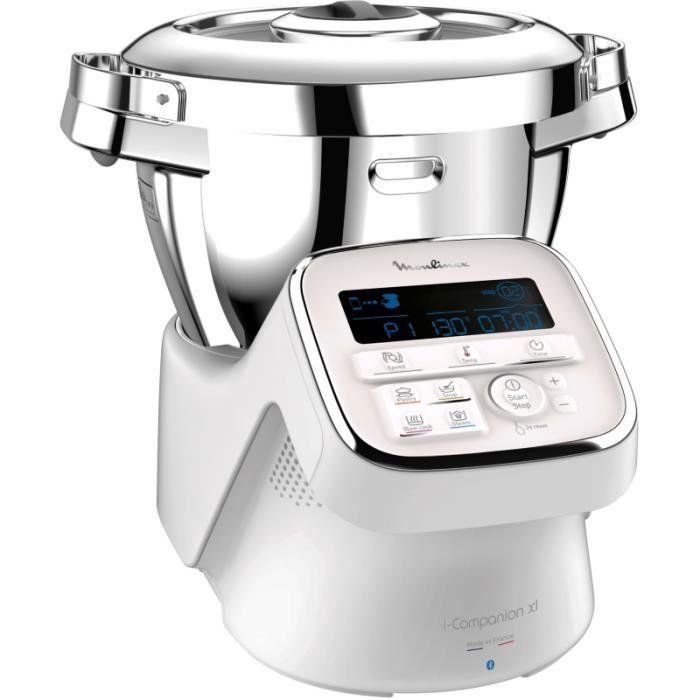 Robot cuiseur Moulinex I Companion XL+ YY3963FG • Robot de cuisine • Cuisine et cuisson Garten & Handwerk 2