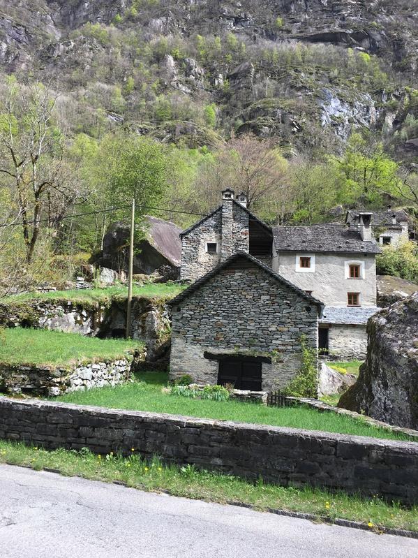 Rustico in Val Bavona, Ritorto Immobilien