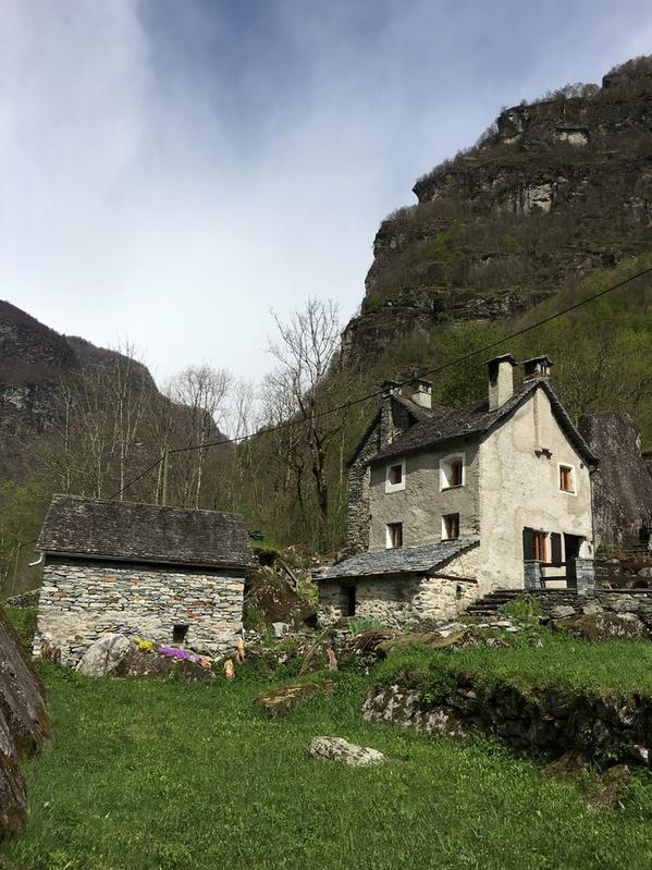 Rustico in Val Bavona, Ritorto Immobilien 2