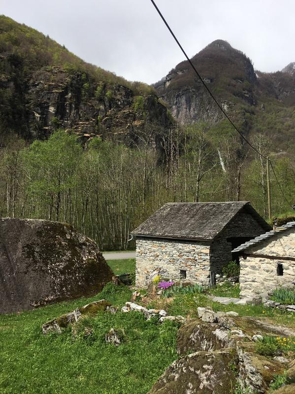 Rustico in Val Bavona, Ritorto Immobilien 3