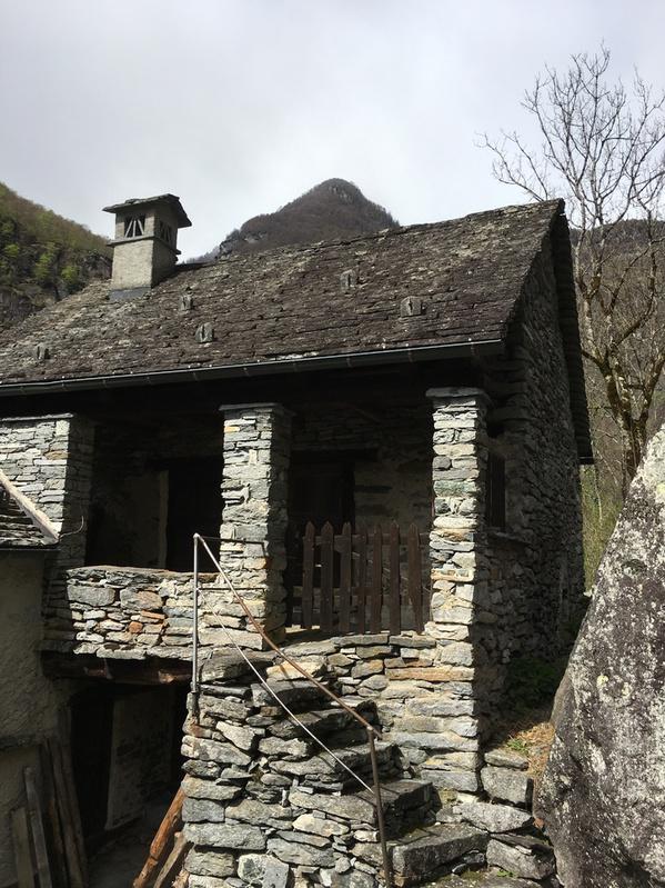 Rustico in Val Bavona, Ritorto Immobilien 4