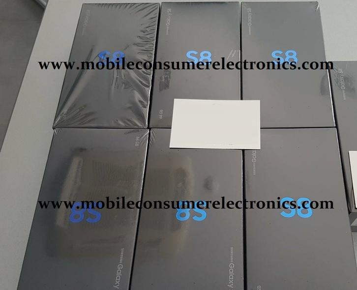 Samsung Galaxy S8 S8plus S9 S9plus Note8  Sim Free Telefon & Navigation 2