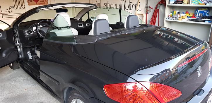Sommerauto Peugeot 307 CC  Fahrzeuge 4