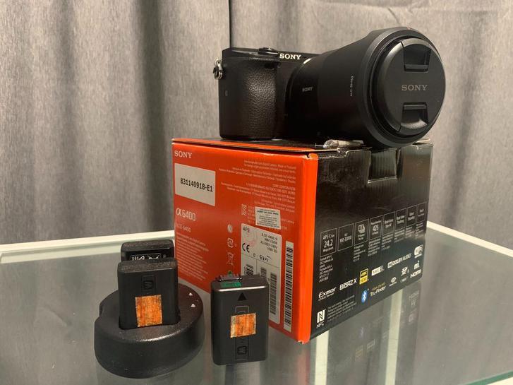 Sony ALPHA A7III, Sony FX6, Nikon Z6, Nikon D600, Canon 70D, Canon 60D  Foto & Video 2