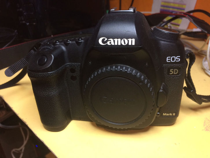 Superbe Canon EOS 5D Mark 2 ( original ) Foto & Video