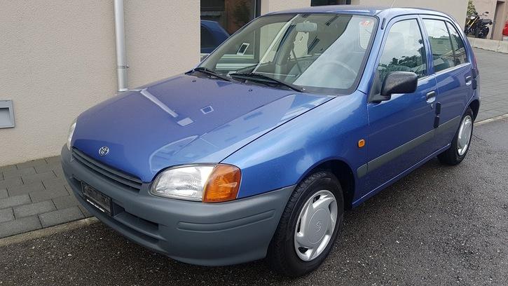 Toyota Starlet 1.3  Fahrzeuge