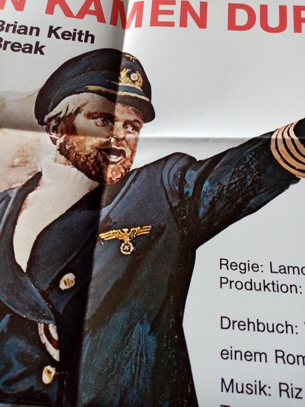 The McKenzie Break Film Plakat Horst Janson Sammeln 2