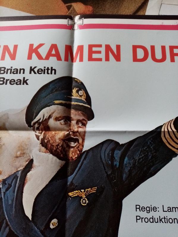 The McKenzie Break Film Plakat Horst Janson Sammeln 4
