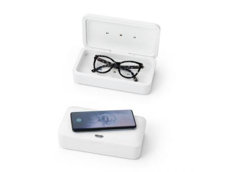 UV-Sterilisator + Wireless-Charger Antiquitaeten 4