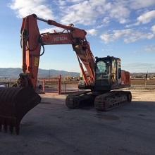 Vendesi escavatore cingolato Hitachi Zaxis Sonstige