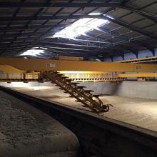 Vendesi impianto di riempimento e ripresa silos Sonstige