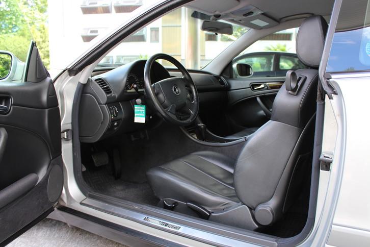 Vendo una Mercedes Benz coupe Elegance 1998 Fahrzeuge 2