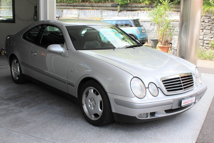 Vendo una Mercedes Benz coupe Elegance 1998 Fahrzeuge 3