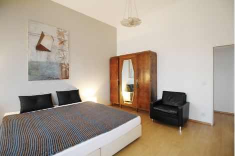 Wohnung perfekt partitionier Immobilien