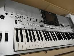 acessível Yamaha tyros 5, Yamaha PSR S900, CDJ-2000NXS2, DJ DJM-750MK2 Korg Pa4X Musik