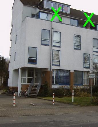 loue studio 26 m²  Hannovre Immobilien 3