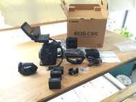 Canon Cinema EOS C300 Mark II /Nikon D500 /Canon eos 5D mark iv