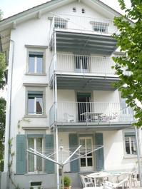 Schöne grosse  helle 3.5 Zimmer Wohnung  9230 Flawil  Kanton:sg