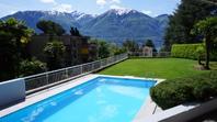 Wunderschöne 1.5 Zimmer Wohnung mit Swimmingpool & Seesicht 6600 Muralto Kanton: