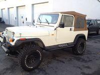 Jeep Wrangler Laredo