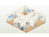 4,5 Zimmer. Wohnung in Dietlikon  8305 Dietlikon  Kanton:zh
