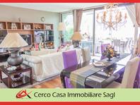 Appartamento Attico 3,5 con ampia terrazza e vista lago. Lugano 6900 Kanton:ti