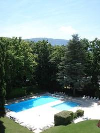 Superbe studio dans domaine résidentiel avec 2 piscines 1224 Chêne-Bougeries Kanton:ge