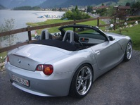 BMW Z4 Roadster Work