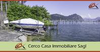 Casa immersa nel verde con attracco barca Lugano 6900 Kanton:ti