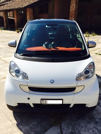 SMART FORTWO COUPE' PASSION 12/2008