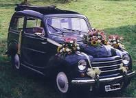 Fiat Topolino Bevedere 1952 Veteranenfahrzeug