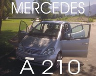 MERCEDES A 210EVO