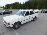 Oldtimer Toyota Crown 2,8i DL