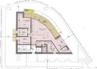 Moderno attico 4.5 locali in Residenza di pregio 6900 Lugano Kanton:ti