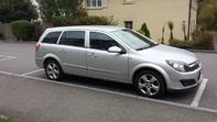 Opel Astra H18 R Cvan ab MFK u.Service