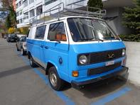 VW Bus T2 Syncro