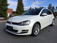 Volkswagen Golf 2.0 TDI 4MOTION