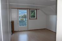ältere 3  Zimmer Wohnung mit Balkon und Seesicht in Weesen zu vermieten per Sofort  8872 Weesen  Kanton:sg