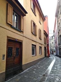 Süsse Einzimmerwohnung an ruhiger Lage mitten in Churer Altstadt 7000 Chur Kanton:gr