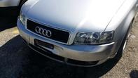 Audi A4 break Quattro mit Leder