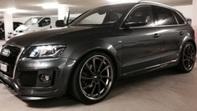 Audi Q5 2.0TFSI daytonagrau