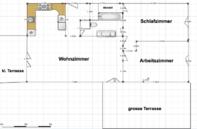 Wohnung mit 2 Terrassen in Illnau sucht Nachmieter. 8308 Illnau Kanton:zh