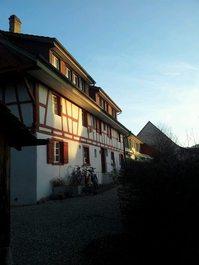 Wettingen: 3 Zimmer Altbau Wohnung mit schönem blick ins Grüne 5430 Wettingen Kanton:ag