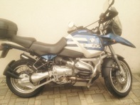 Moto BMW R 1150 GS