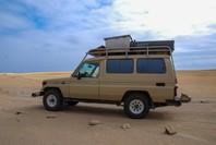 Verkauf Reiseauto: Toyota Landcruiser HZJ75
