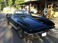 Corvette C2 Cabriolet 1965