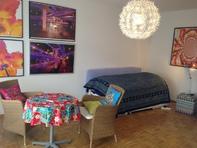 Länggasse-Quartier: Schöne 1 Zimmer Wohnung mit Balkon & separater Küche  3012 Bern Kanton:be