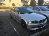 BMW 318i , silber
