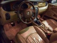 Gepflegter Jaguar zu verkaufen