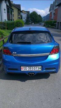Opel Astra H 20TH GTC